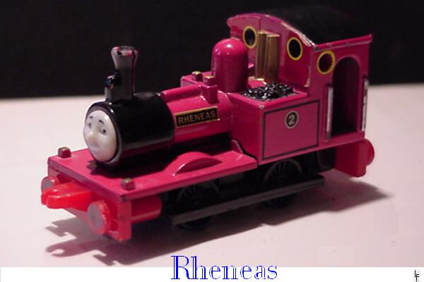 Rheneas The Gallant Engine